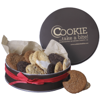 Variety Cookie Tin