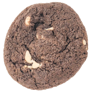 Triple Chocolate Threat Cookie
