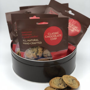Gratitude Cookie Tin