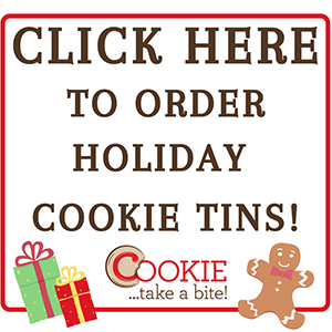 Click Here to Order Holiday Cookie Tins