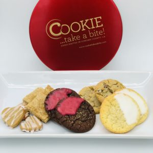 Valentine's Day Deluxe Variety Cookie Tin