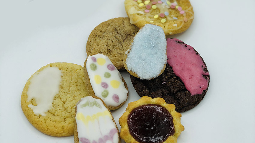 Gourmet Easter Cookie Gifts