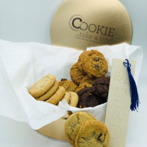 COOKIE...take a bite!'s Deluxe Father's Day Cookie Gift Tin
