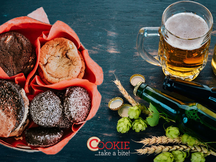 Sonoma County Cookie and Craft Beer Pairing